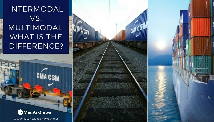 Intermodal vs  Multimodal: What is the Difference